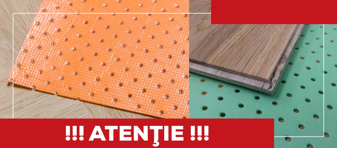 Substraturile perforate